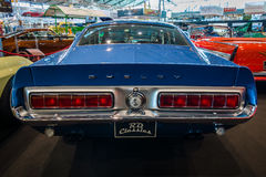 Spierauto Ford Mustang Shelby GT500KR, 1968 Royalty-vrije Stock Fotografie