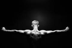 spieren stock afbeelding