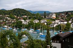 Spiez Royalty Free Stock Image