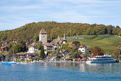 Spiez Stock Photo