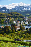 Spiez Castle, Switzerland Royalty Free Stock Photo