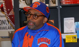 Spike Lee Stock Photo