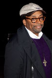 Spike Lee. NEW YORK - APRIL 21: Director Spike Lee attends the Vanity Fair party for the 2009 Tribeca Film Festival at the State Supreme Courthouse on April 21 Royalty Free Stock Images