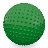 Spiked ball Stock Photography