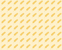Spikelet seamless pattern Royalty Free Stock Images
