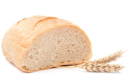 Spikelet wheat bread Stock Photography