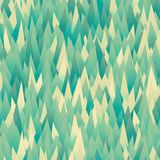 Spikes. Abstract background with many spikes,  illustration Stock Illustration