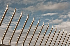 Spikes Royalty Free Stock Images