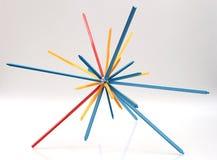Spiky пластичная игрушка Стоковая Фотография RF