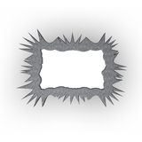 Spiky Royalty Free Stock Photography
