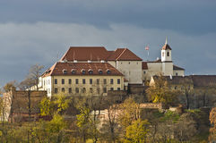 Spilberk Castle, Brno, Czech Republic Royalty Free Stock Image
