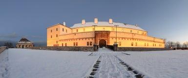 Spilberk castle in Brno Royalty Free Stock Photography