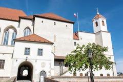 Spilberk castle in Brno, southern Moravia, Czech republic Stock Images