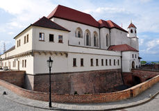 Spilberk Castle, Czech Republic, Europe Royalty Free Stock Photo