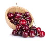 Spillda mogna Cherry Royaltyfri Foto