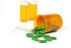 Spillda pills Royaltyfri Bild