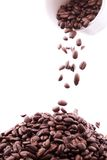 Spillig Coffee Royalty Free Stock Image
