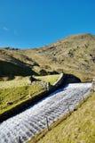 spillway φραχτών στοκ εικόνα με δικαίωμα ελεύθερης χρήσης