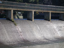 Spillway Royalty Free Stock Photography