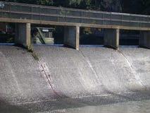 spillway royaltyfri fotografi