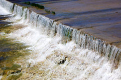 Spillway 2 Royalty Free Stock Photography