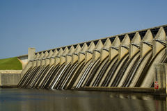 Spillway Royalty Free Stock Photos