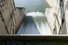 Spillway building Stock Photos