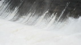 Spillway stock video footage