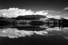 Spillway Lake Stock Image