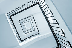 Spin ladder Royalty Free Stock Images