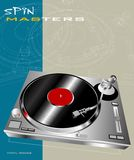 Spin Masters Royalty Free Stock Images