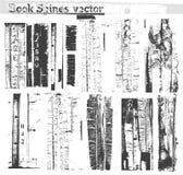 Spina dorsale del libro (vettore) illustrazione vettoriale