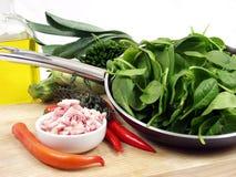 Spinach Stock Photos