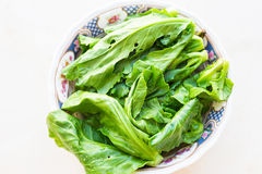 Spinach. The national dish of Thailand Stock Photo