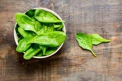 spinach Foto de Stock Royalty Free