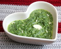 spinach fotografia de stock
