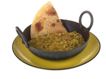 Spinach Dal Royalty Free Stock Images