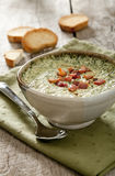 Spinach Dip Stock Images