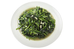 Spinach. Its chinese vegetable called spinach stock photos