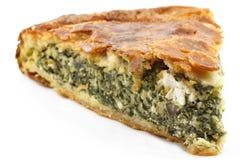 Free Spinach Pie ( Spanakopita ) Royalty Free Stock Photos - 19167328