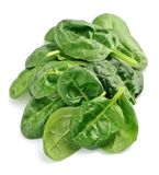 Spinach salad. Stock Image