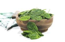 spinaci fotografia stock