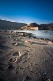 spinalonga της Κρήτης στοκ εικόνα