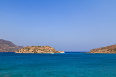 Spinalonga Stock Photography