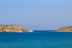 Spinalonga Royalty Free Stock Image