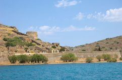 Spinalonga, Crete 4 Royalty Free Stock Photos