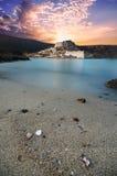 Spinalonga, Crete Royalty Free Stock Photography