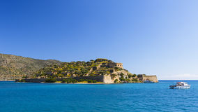 Spinalonga, Crete. Royalty Free Stock Photography