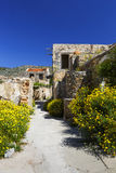 Spinalonga, Crete. Royalty Free Stock Photo
