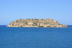 Spinalonga Island Stock Photography